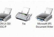 cara sharing printer ke komputer lain