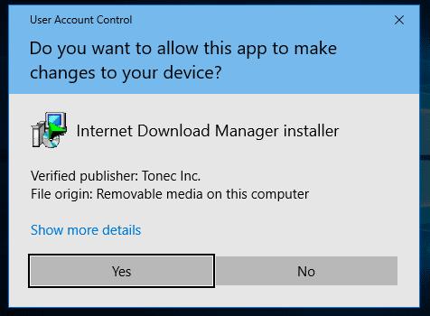 cara install idm dengan mudah lengkap dengan gambar