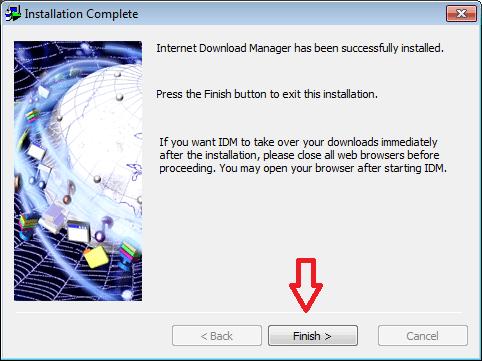 cara install idm di laptop dengan mudah lengkap disertai gambar
