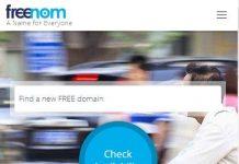 cara daftar domain tld gratis di freenom