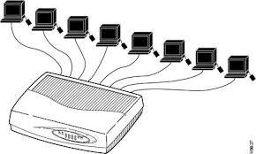 pengertian dan fungsi hub dalam jaringan komputer
