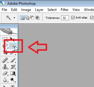 Cara Membuat Background Gambar Menjadi Transparan di Photoshop