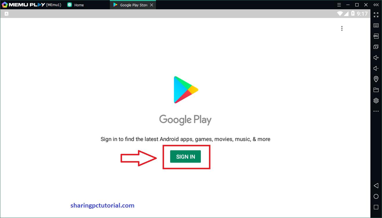 Cara menjalankan Aplikasi dan Game Android di PC